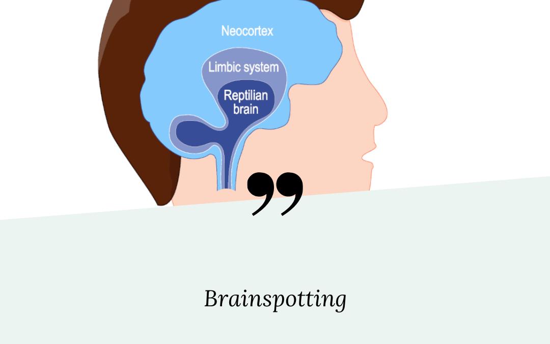 """Wat is brainspotting? """"Waar we heen kijken, bepaalt hoe we ons voelen."""""""
